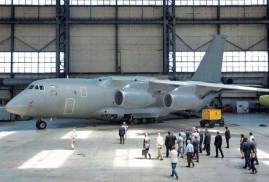 Ukrayna An-188 nakliye uçağını Türkiye ile üretmek istiyor