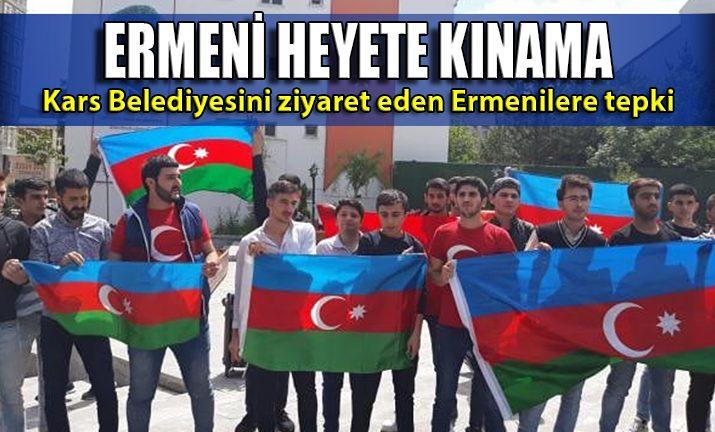 Փորձել են քրդերին տրամադրել հայերի դեմ.Կարսի ադրբեջանցիների բողոքի ակցիան՝Հայաստանի պատվիրակության այցի պատճառով