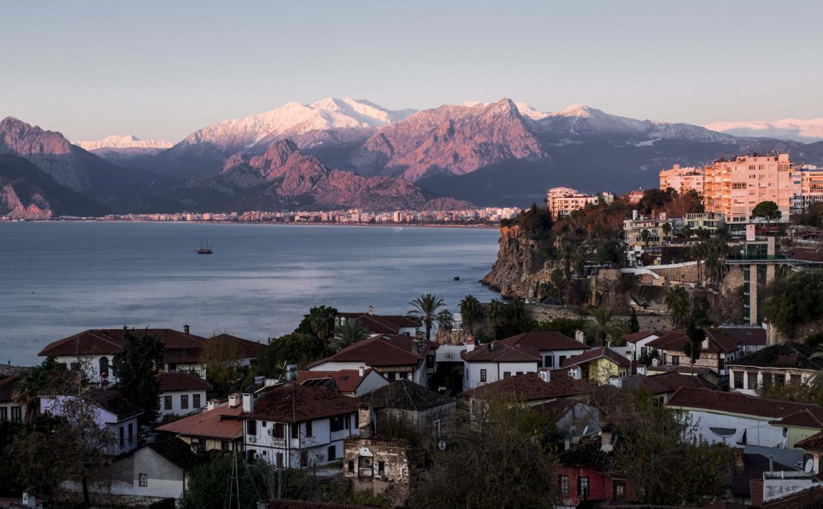 В Турции сообщили о переносе туристического сезона из-за коронавируса