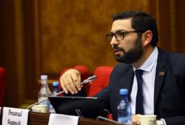Ermenistan'da etnik azınlıklar gününü kutlama önerisi, Parlamento'ya sunuldu