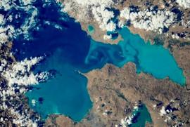 Վանա լճի լուսանկարը հաղթող է ճանաչվել NASA-ի մրցույթում