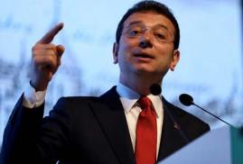 Ստամբուլի քաղաքապետը պատասխանել է նախագահի թեկնածու առաջադրվելու դնելու մասին հարցին